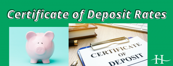 Certificate of Deposit Rates